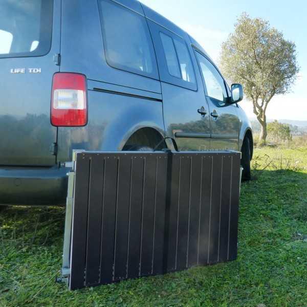 Somier plegable LikeCamper M180 per a furgonetes petites i mixta