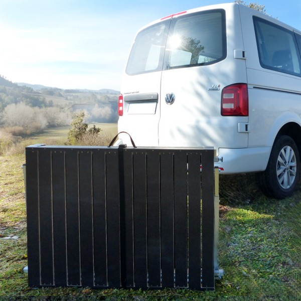 Somier plegable LikeCamper L190 para furgonetas